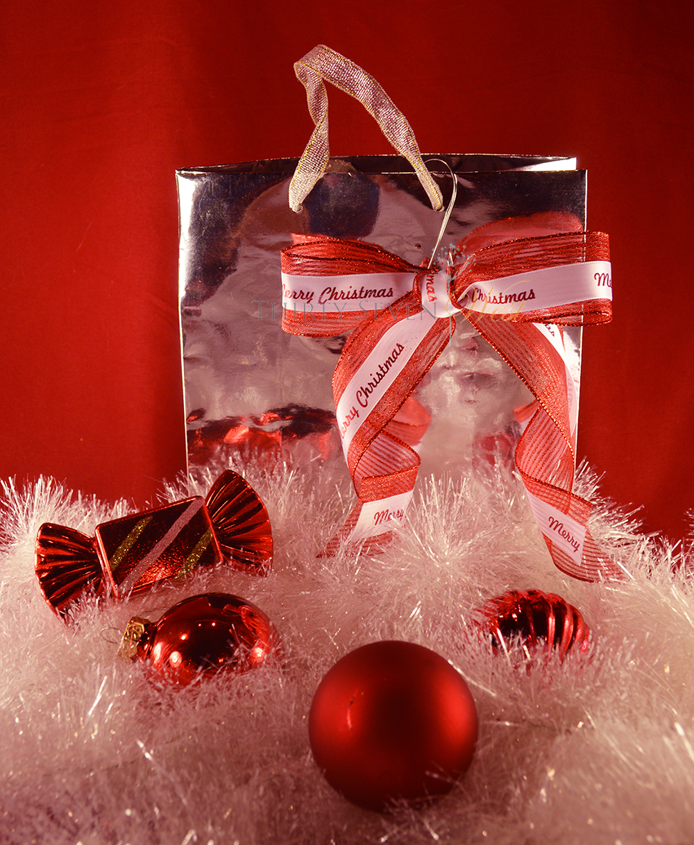 Create a memorable experience with something as simple as logo ribbon. Reasonably and inexpensively brand your gift this year to really make a lasting impression.  Great way to give a gift of candy.Included candy ornament to remind them for years to come of your gift of candy.